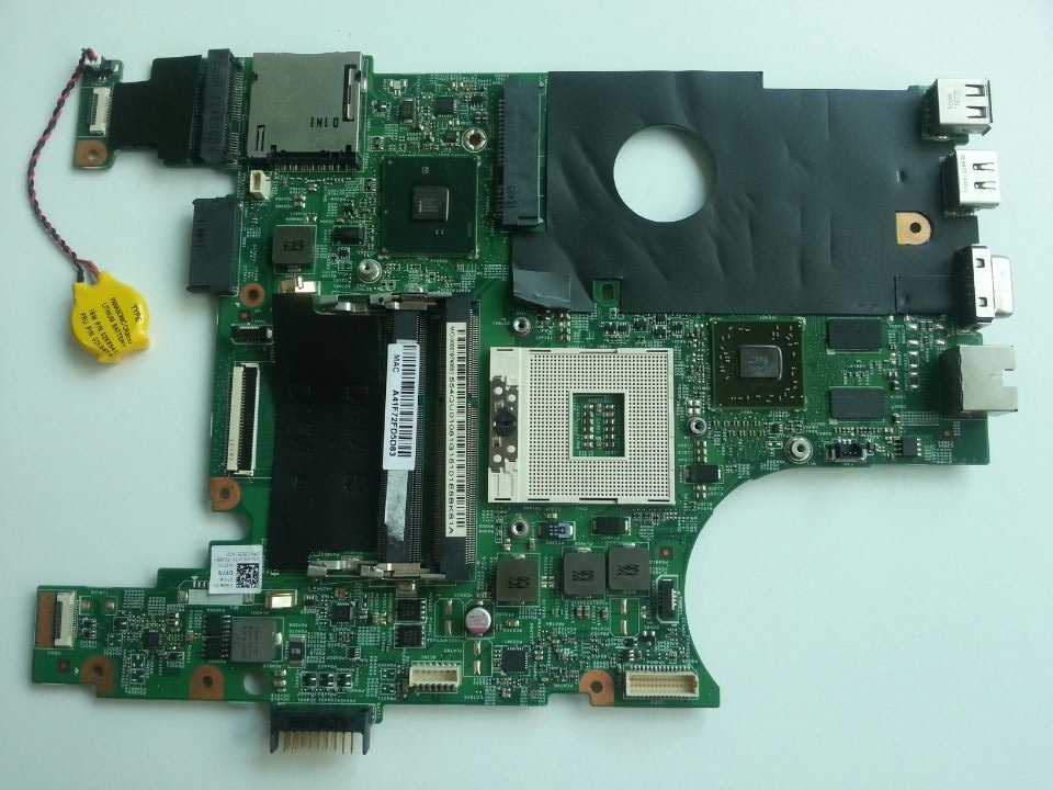 Genuine Laptop Motherboard For Dell Vostro 1440 Non-integrated 1g ...