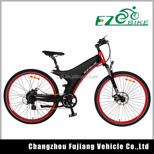 2018 Hot sell electronic bike with CE EN15194 (FJTDA11)