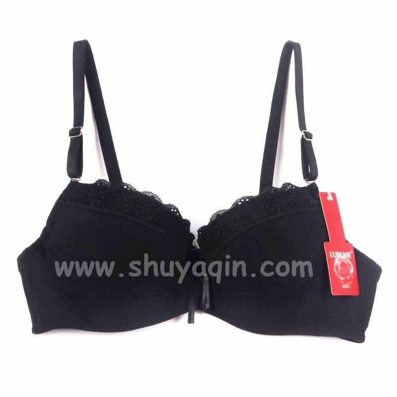plain color ladies new model bra