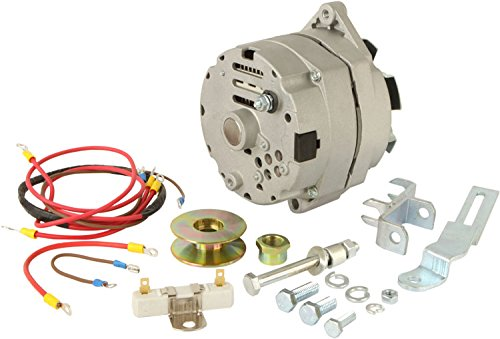 DB Electrical AKT0015 Generator to Alternator Conversion Kit For Massey Ferguson TO20 Tractors - Everything you need