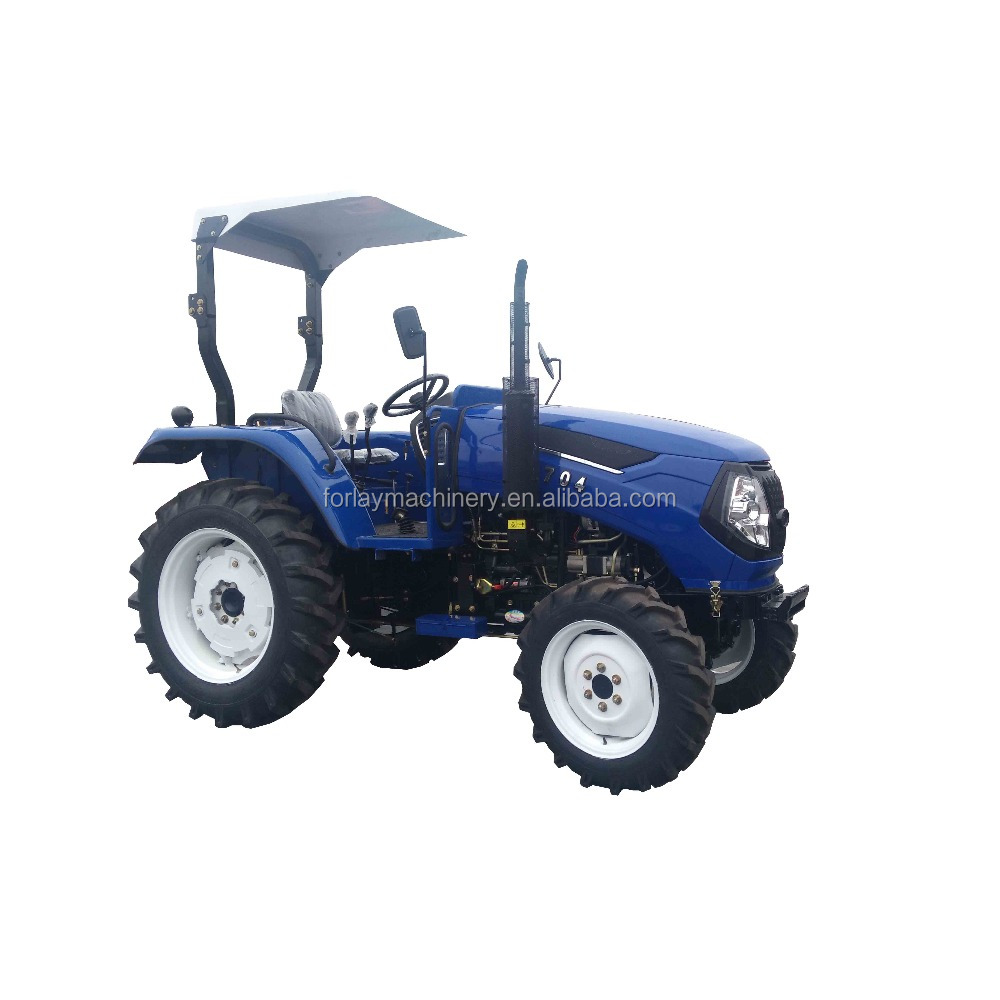 85HP agriculture machinery equipment farm tractor price with A/C Cabin