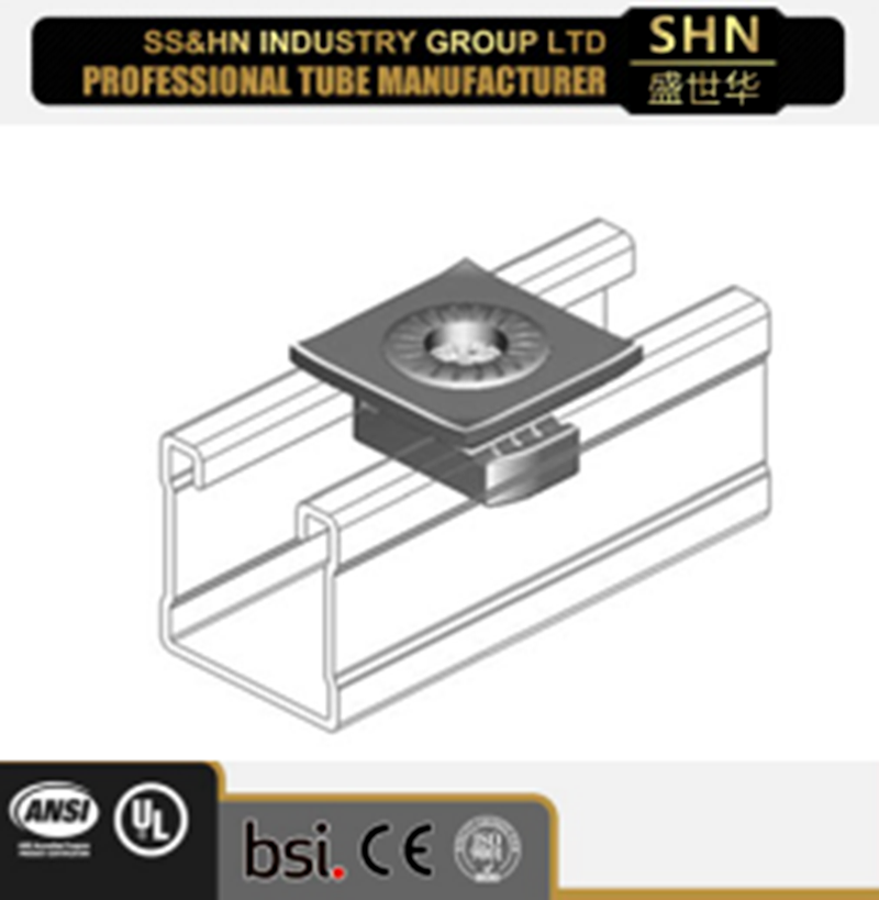 Good quality reliable strut cap c channel steel suppliers