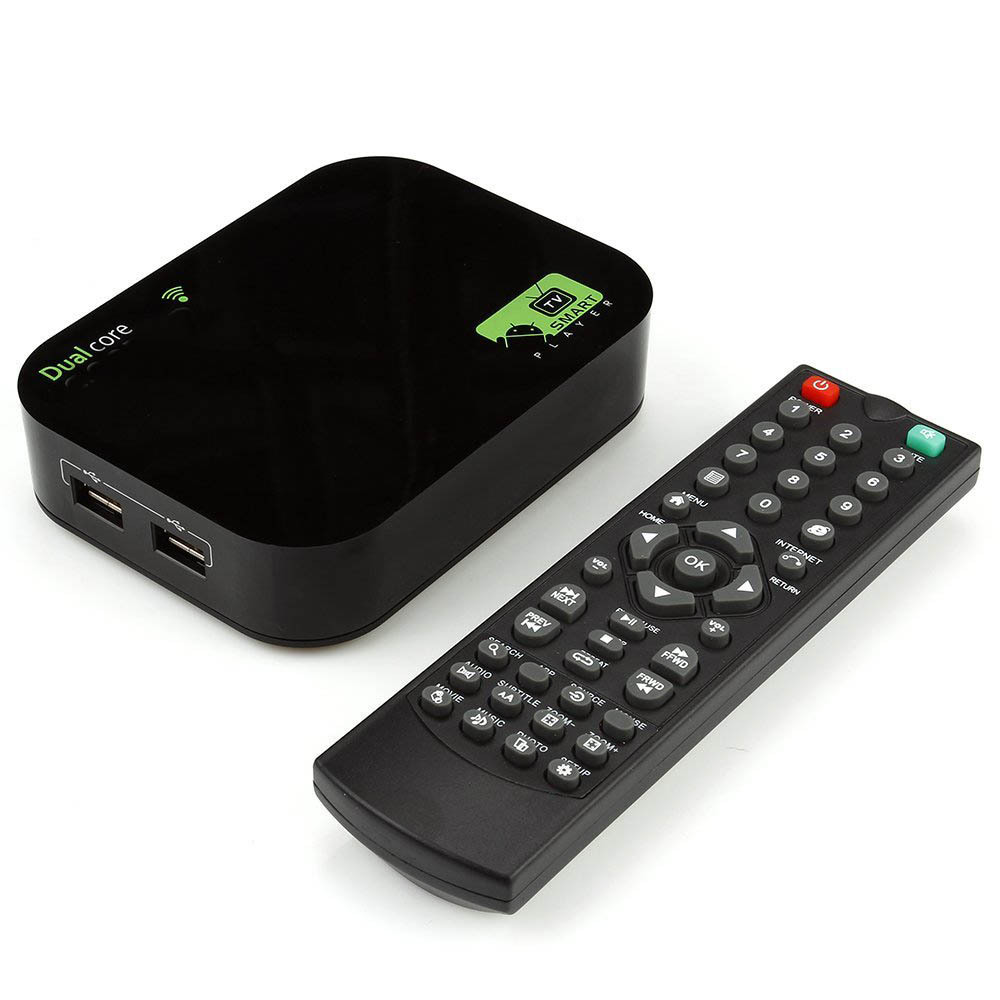 Android Tv Box User Manual