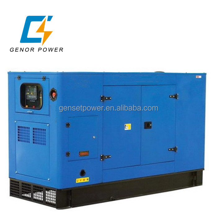 With Perkins diesel engine Electrical Generator Manufacturers 10 kva