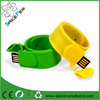 Retail pendrive 32G Bracelet USB flash drive colorful silicon usb disk couple wristband usb2.0 memory 2G/4G/8G/16G