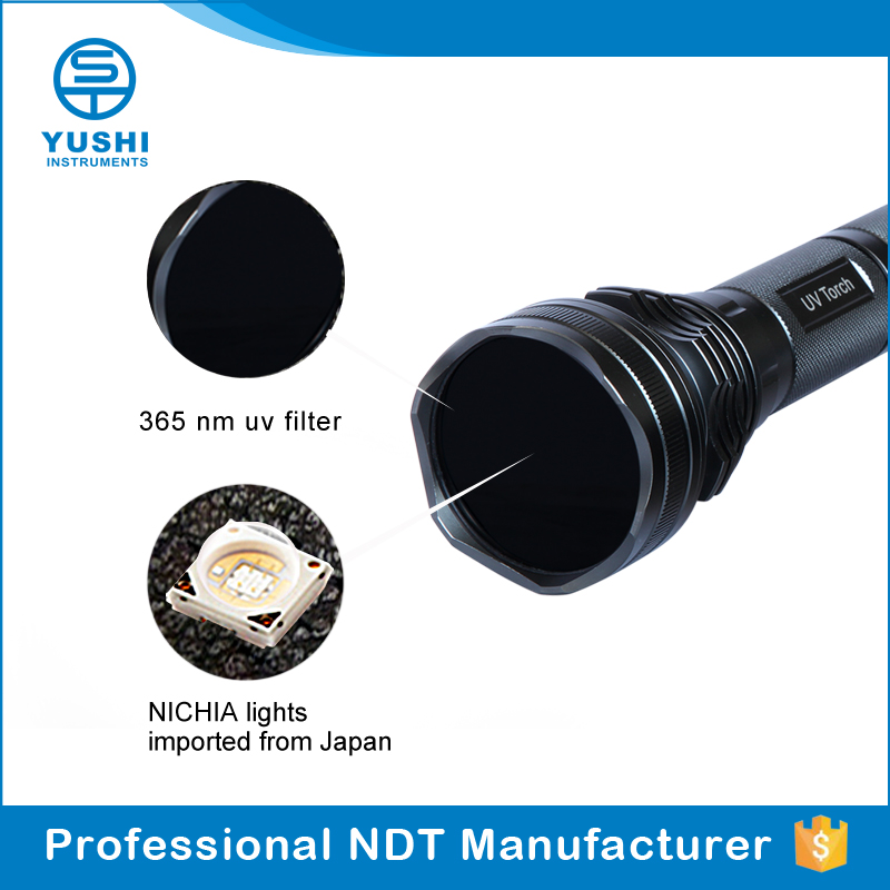 Crack Check NDT inspection led uv lamp