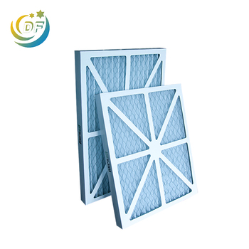 Reliable manufacturer supply durable aluminium mesh pleated air filter