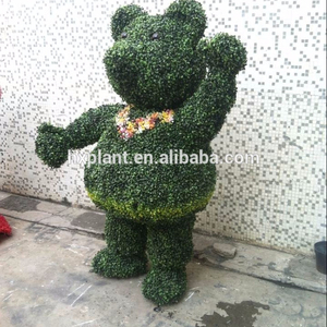 Customized various animal cartoon characters for park decoration