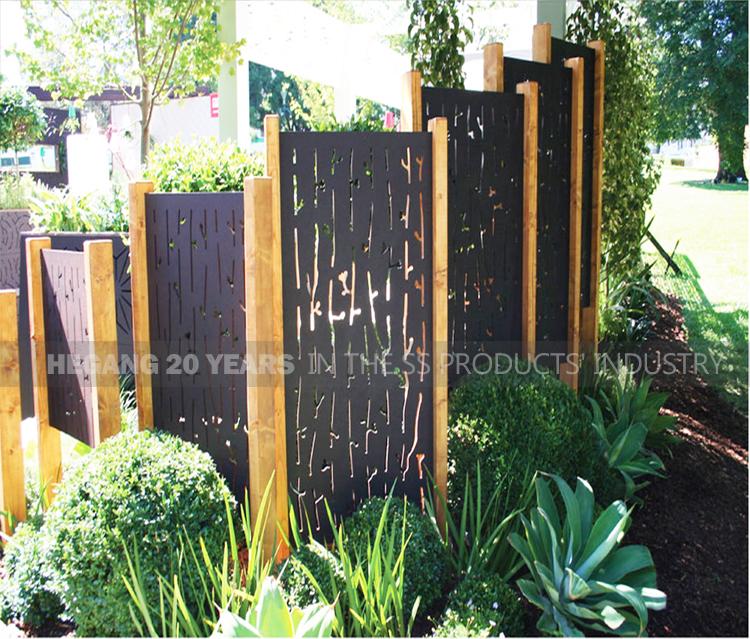 Divisori Da Giardino Metallo.Pannelli Divisori Giardino Perfect Holzhof With Pannelli Divisori