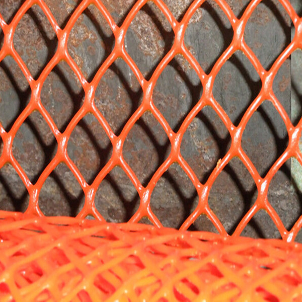 Plastic Material Type Plat Wire Mesh With Iso9001 And Sgs