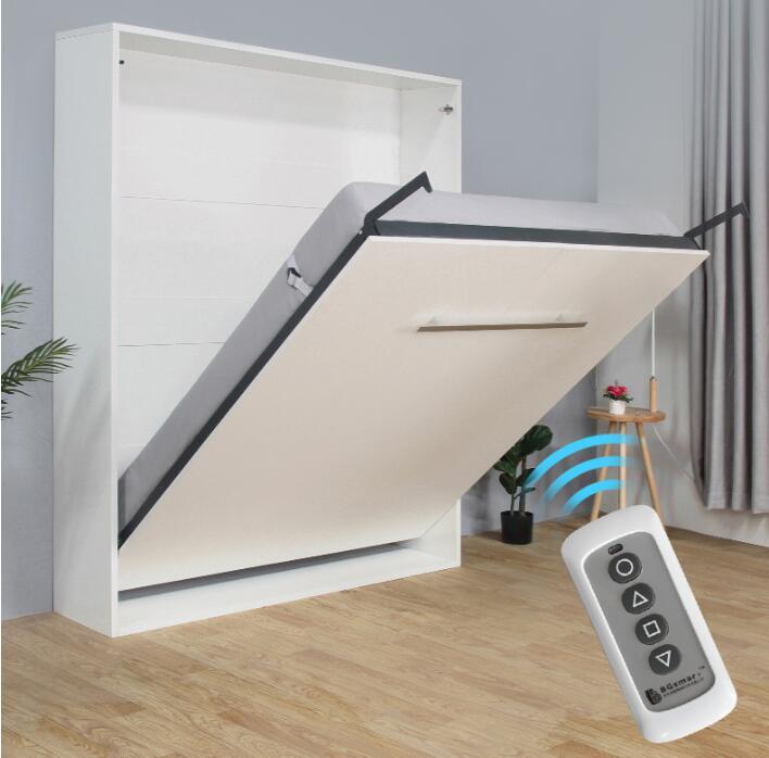 Elektrisches Schrankbett Zu Verkaufen.Neueste Design Murphy Wand Bett Fernbedienung Elektrische Wand Bett