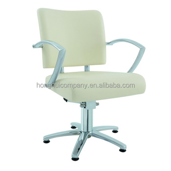 Styling White Reclining Salon Chair China Muebles de Peluqueria