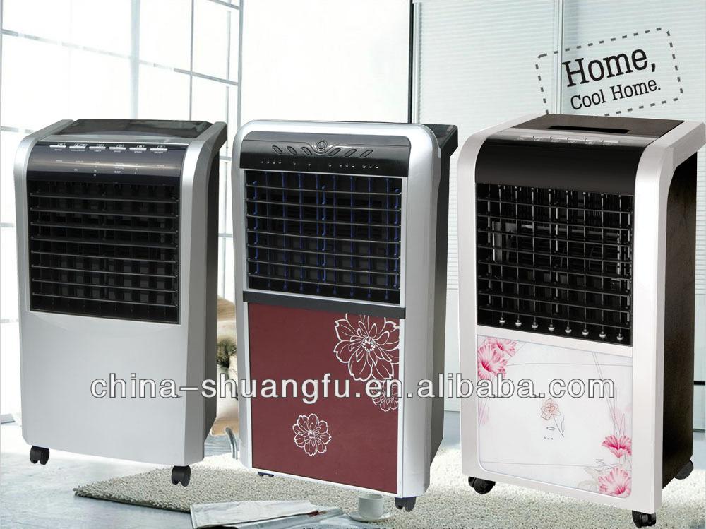 elektrische wasser verdunstungsk hlung k hler tragbare. Black Bedroom Furniture Sets. Home Design Ideas