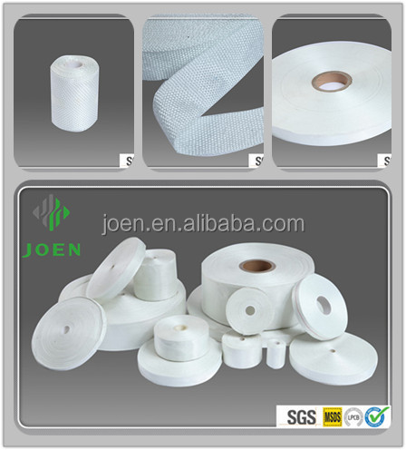 Chemical and Industrial Fiberglass Tape Fibre Glass Tape