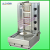 Commercial automatic shawarma machine