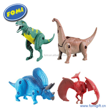 Environmental plastic mini toy dinosaur model sets wholesale