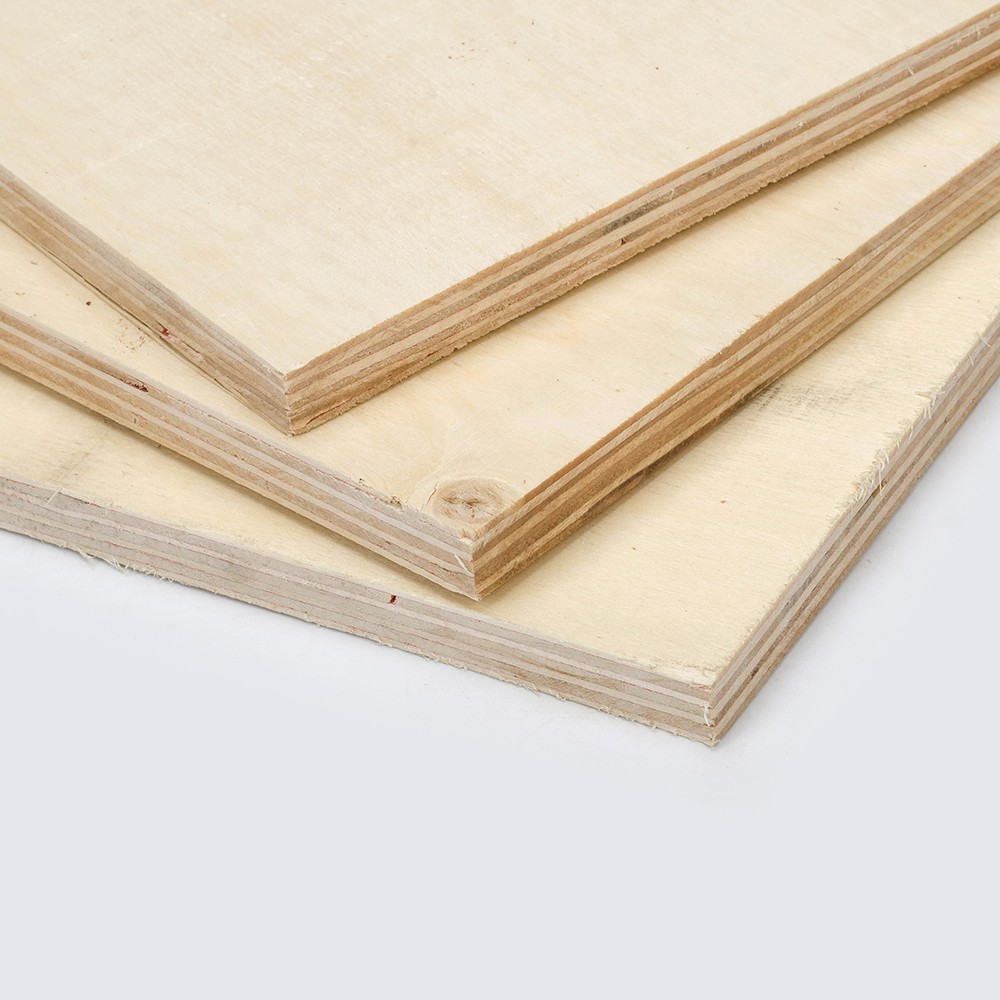yubao brand light weight concrete building materials plywood birch