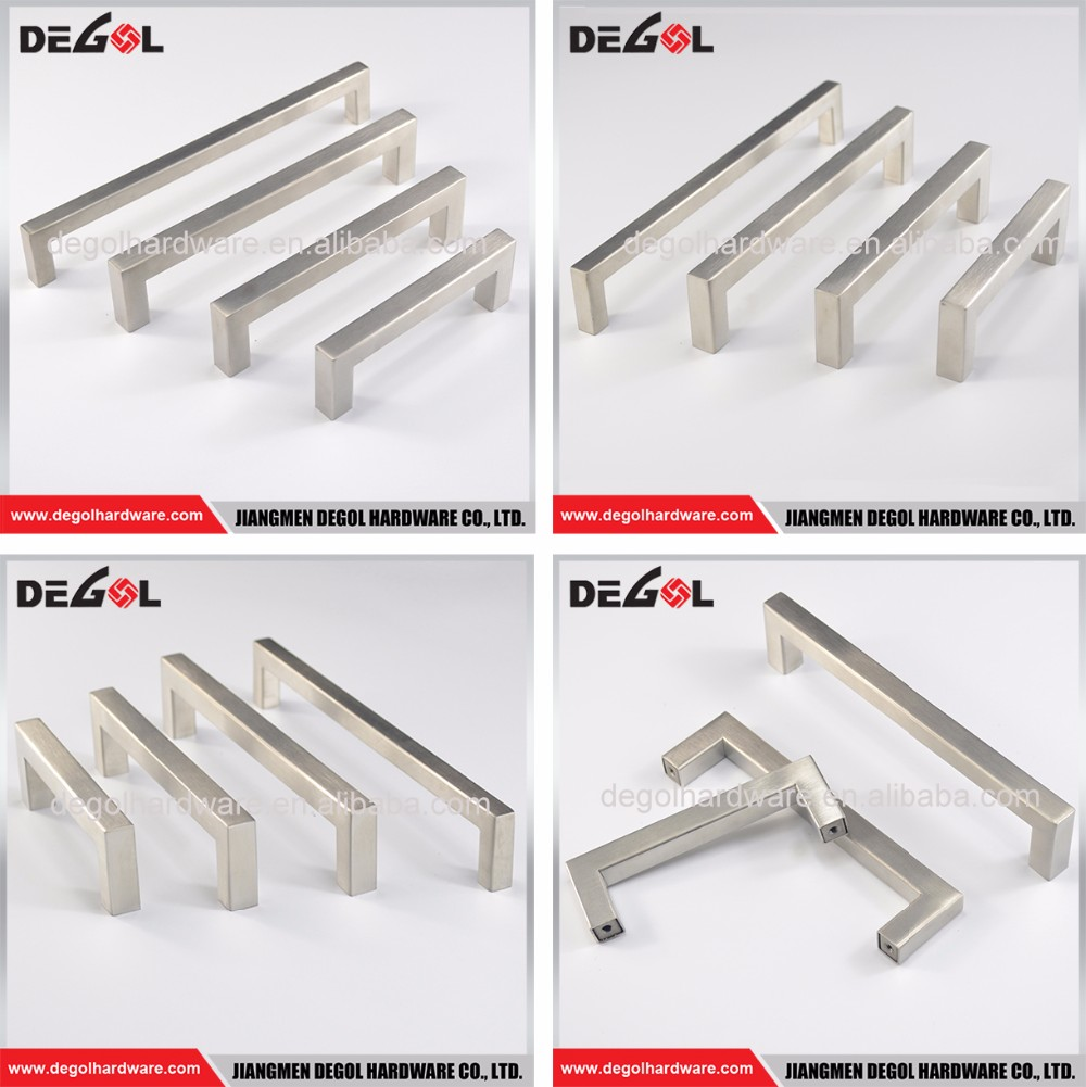 Wholesale Top Quality Stainless Steel Replacement Furniture Hardware  Manufacturers