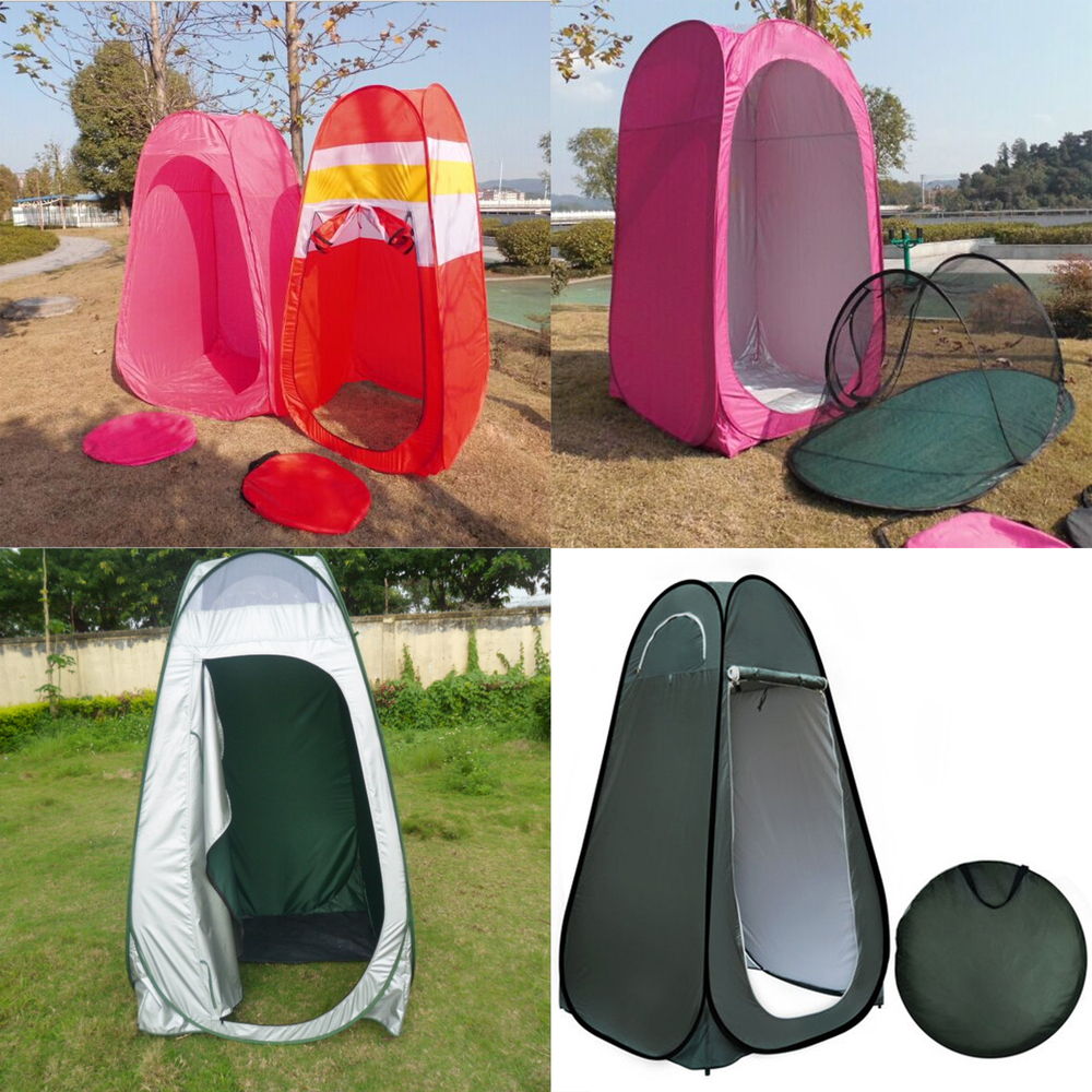Custom Portable Pop Up Dressing Changing Room Camping