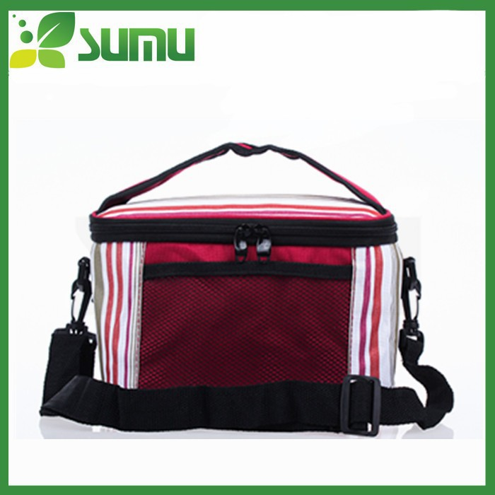 thermal lined cooler bag
