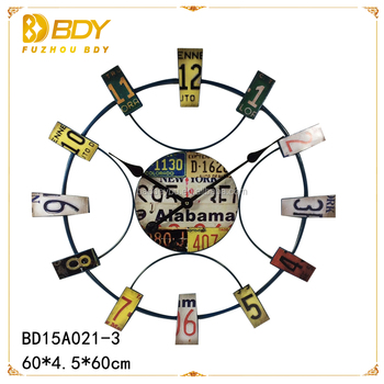 special multi color neon clock for decoration buy neon digital clock decoration multi color