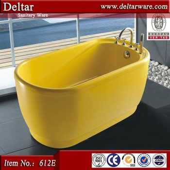 spanish people most love portable bathtub prices,yellow blue very