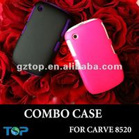 Hot Protective Combo Case for Blackberry Curve 8520