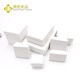 Various Sizes Boxes White Kraft Craft Paper Pendant Bracelet Rings Jewelry Set Boxes Wholesale