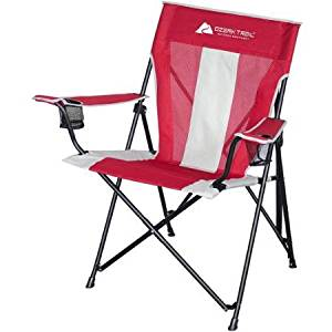 Remarkable Buy Ozark Trail 300 Lbs Capacity Tension Camp Chair With Theyellowbook Wood Chair Design Ideas Theyellowbookinfo