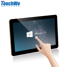 Industrial Metal plus 견고한 (gorilla glass) 10.1 touch screen usb monitor, 안드로이드 Touch PC