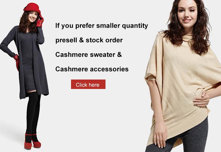100% 女性モンゴルカシミヤセーター