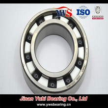6214 HC5 C3 chrome steel rings si3n4 ball PTFE cage bearing 6214