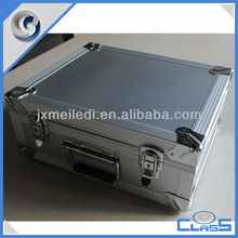 MLDGJ588 All Aluminium New Top-quality Briefcase Durable Drill Storage Tools Box