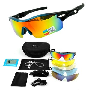 2019 Top sale sport unbreakable PC sunglasses UV400 polarize OEM PC sport sunglasses for men