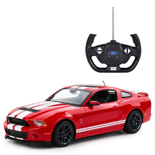 Hot Sale Rastar 49400 1/14 Mustang GT500 RC Car Classic