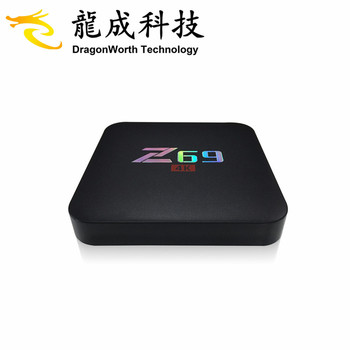 smart tv box Z69 4K HD S905X with BT 4.0 Android 6.0.1 2G 16G