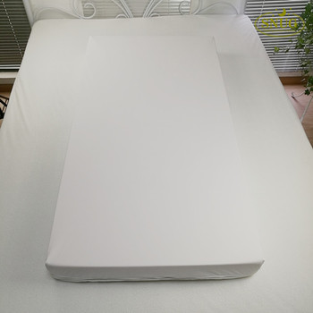 Hot Sell Baby Crib Bed Bug Waterproof Mattress Encasement With