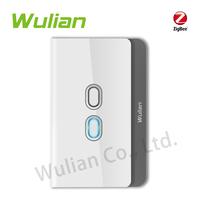 Wulian Wireless ZigBee AU Standard Wall Switch IF Award