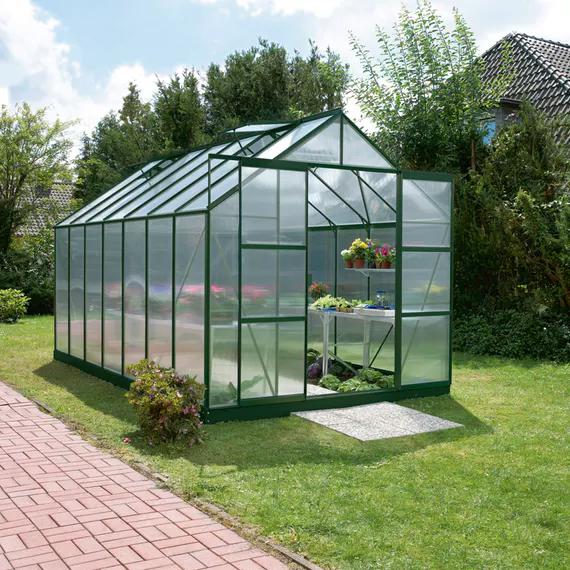 الجاهزة هيكل حديقة صغيرة الدفيئة في الأماكن المغلقة