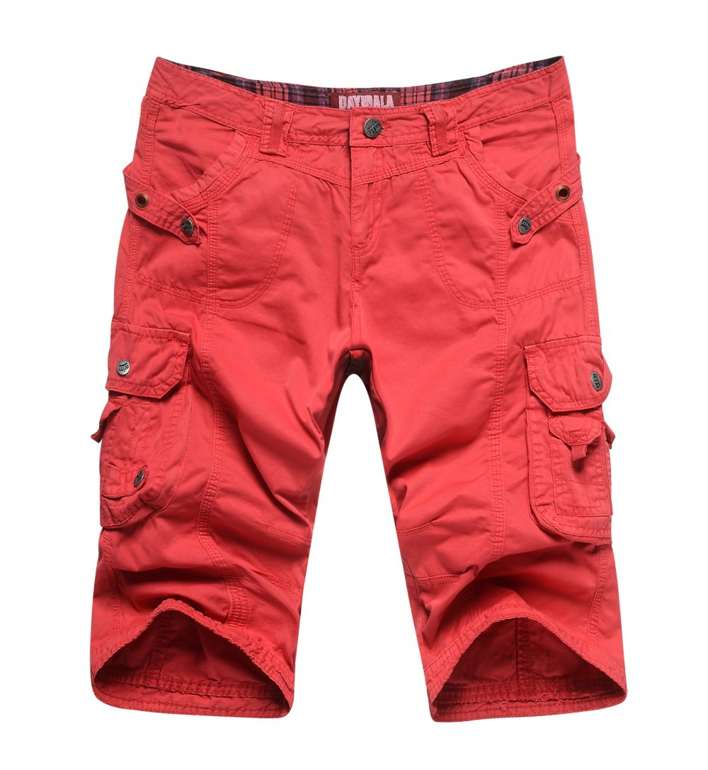 db438c5d85043 Get Quotations · Women s Green Shorts Summer Fashion Women Camo Cargo Capri  Pants Girls Harem Hip Hop Dance Pants