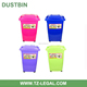 food waste high quality wheelie bin 60l dustbin