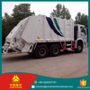 manual operation howo 336HP international garbage truck / 6*4 garbage truck