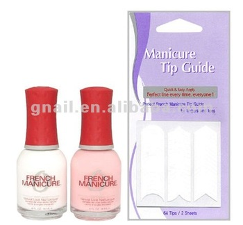 French manicure nail polish brands