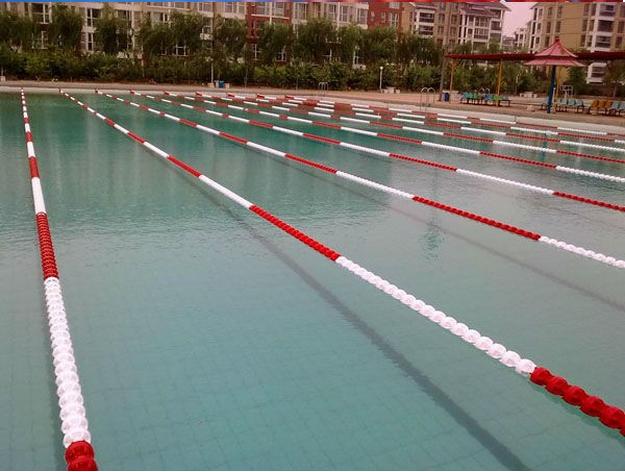 International Standard Swimming Pool Lane Rope Float