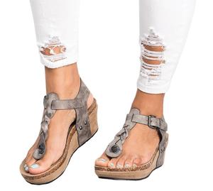 b096e76b67b1 Wedge Sandal Shoes Wholesale
