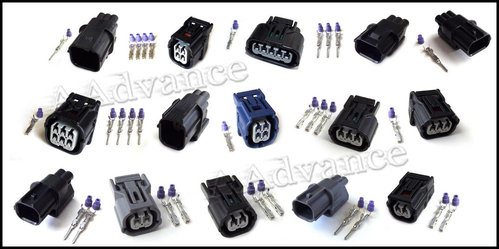 Tata Yazaki Wiring Harness : Yazaki ssd series pin male female wire harnesses for
