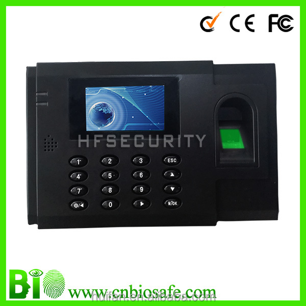 Most Competitive Fingerprint Stores 3000 Templates And 100,000 Transactions Attendance System V2.0 (Hf-Bio50)