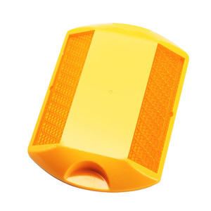 hot sale double sides fly-overs plastic road stud reflector