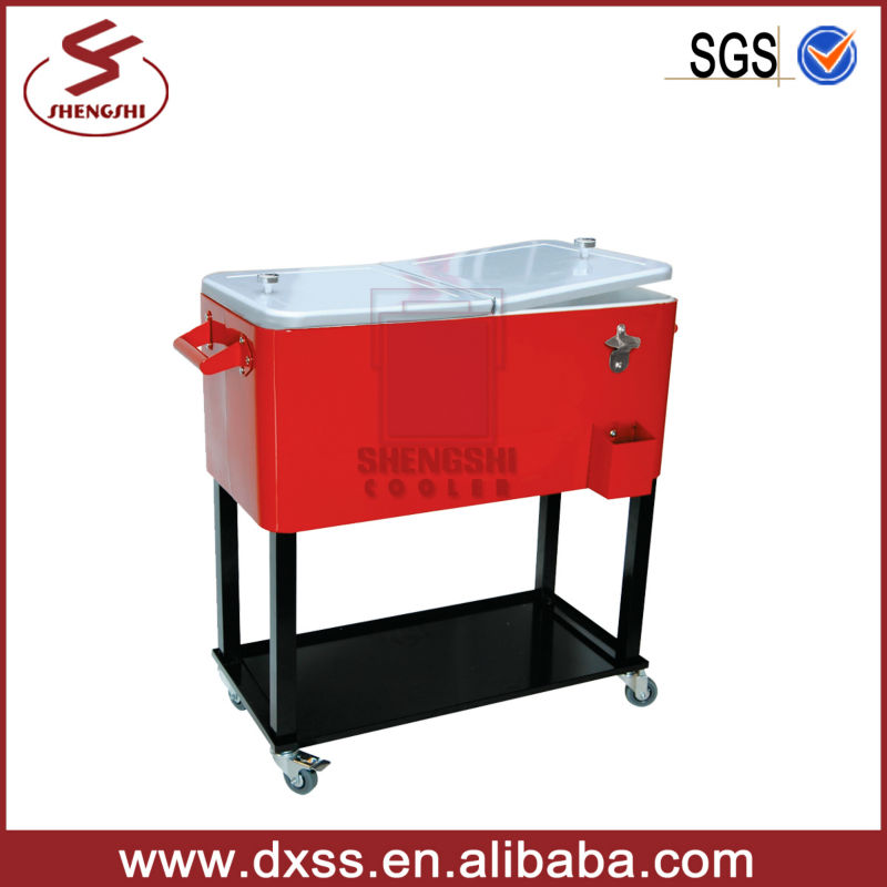Rolling Ice Chest Patio Beverage Cooler, Rolling Ice Chest Patio Beverage  Cooler Suppliers And Manufacturers At Alibaba.com