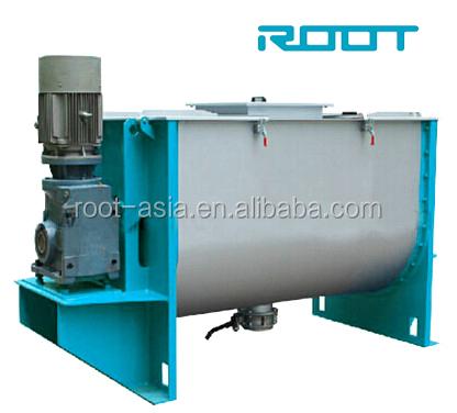 Horizontal Ribbon Paint dispensing machine / Mixer/Blender at Good Price